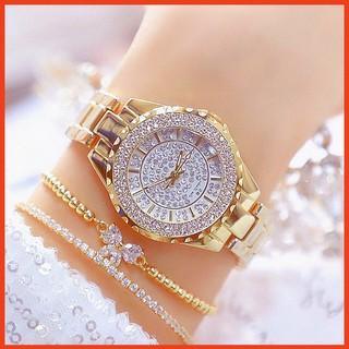 Đồng hồ nữ Bee Sister 0280 dây kim loại size 32mm( Ảnh thật kéo qua phải) - kHÔNG KÈM VÒNG TRÊN HÌNH thumbnail