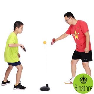 [Cán gỗ – 3 bóng] Bóng bàn thế hệ 4.0 – bộ đánh bóng bàn tại nhà không cần bàn – nhanh hơn, gọn nhẹ hơn, ưu việt