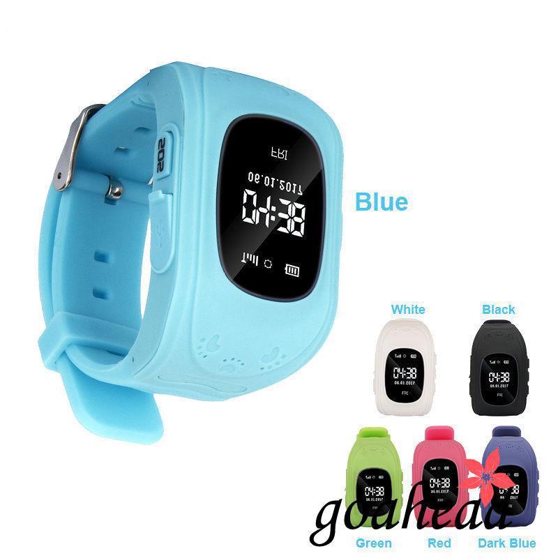 Đồng hồ thông minh Q50 hỗ trợ theo dõi sức khỏe cho bé