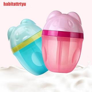 [habitattrtyu]Baby Milk Powder Dispenser Food Candy Container Storage Toxic-free Bo