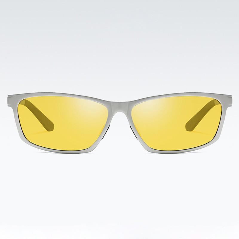 kính mắt  cao cấp -  Mắt kính đi đêm - Gọng hợp kim