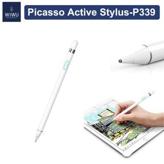 Bút cảm ứng chính hãng Wiwu PICASO Active Stylus -P339 Touch Pen , Bút cảm ứng viết trên IOS Androi Window thumbnail