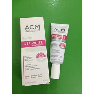 Kem bôi Nám ACM Depiwhite Advanced 40ml - công ty chính hãng thumbnail