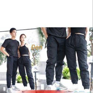 Quần kaki nam đen. Quần dài nam. Quần ống bó nam đen