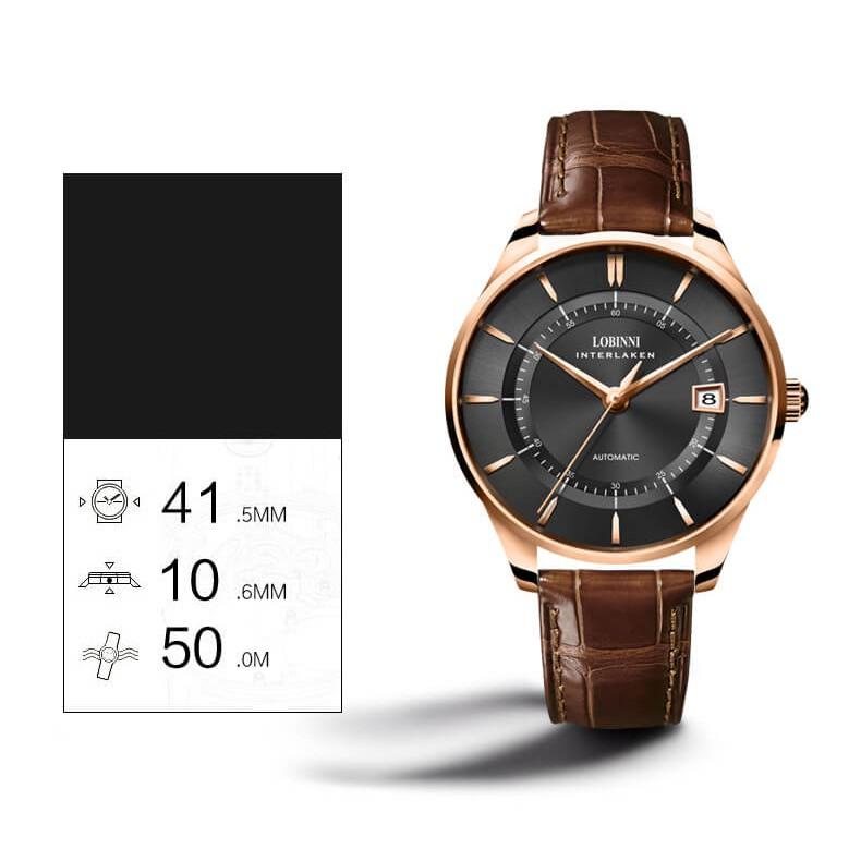 Đồng hồ nam Lobinni No.5020