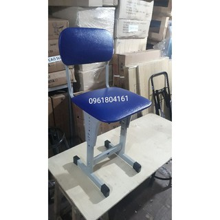 ghế học sinh (cao 50cm) tăng chỉnh chiều cao chính hãng hòa phát ( có hỏa tốc 1 giờ)