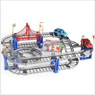 Đồ chơi đường ray ô tô cho bé ( XL 260 )