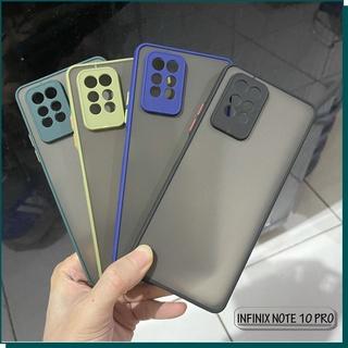 Ốp điện thoại Pc cứng chống sốc cho Infinix Note 10 Pro thumbnail