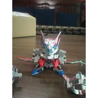 Robot Bắn Bi Lắp Ráp Takara Super B-Daman Spread Wyvern Silver Ver. Chính Hãng