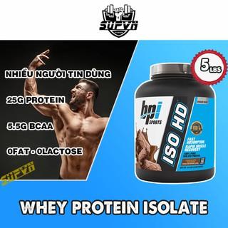 Iso Hd Bpi Sữa tăng cơ bắp Whey Isolate Protein 100% – ISOHD Bpi sport giá tốt chất lượng cao