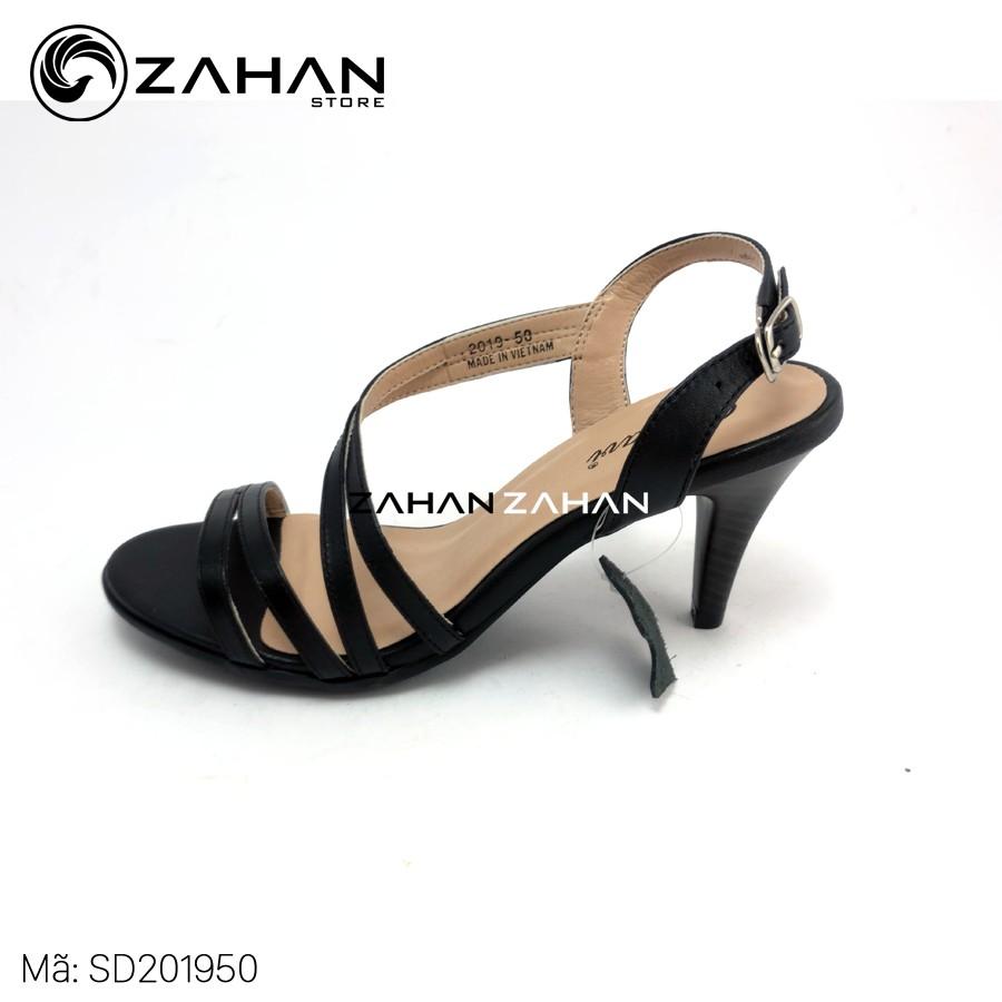 Sandal VDG 7f, gót nhỏ, nhiều dây, ko quai SD201950