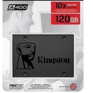 SSD Kingston UV500/A400- 120G - Công Ty