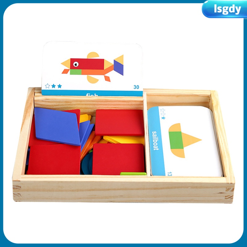 Puzzles for Kids Ages 3-8,Wooden Jigsaw Puzzles Preschool Educational Learning Toys Set for Boys and Girls