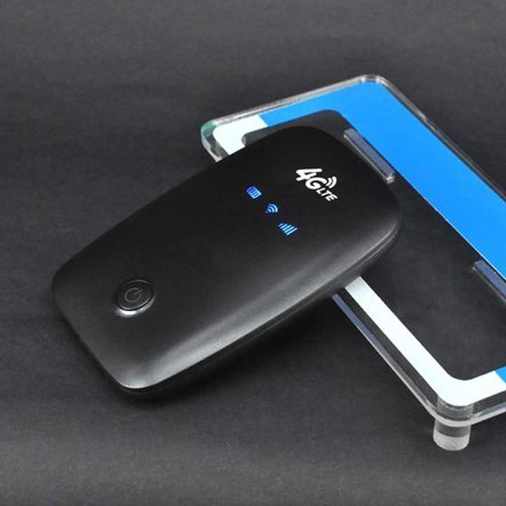 Bộ Phát Wifi 4G Di Động Nội Địa Nhật ZTE MFX925 Đa Mạng Tốc Độ Cao
