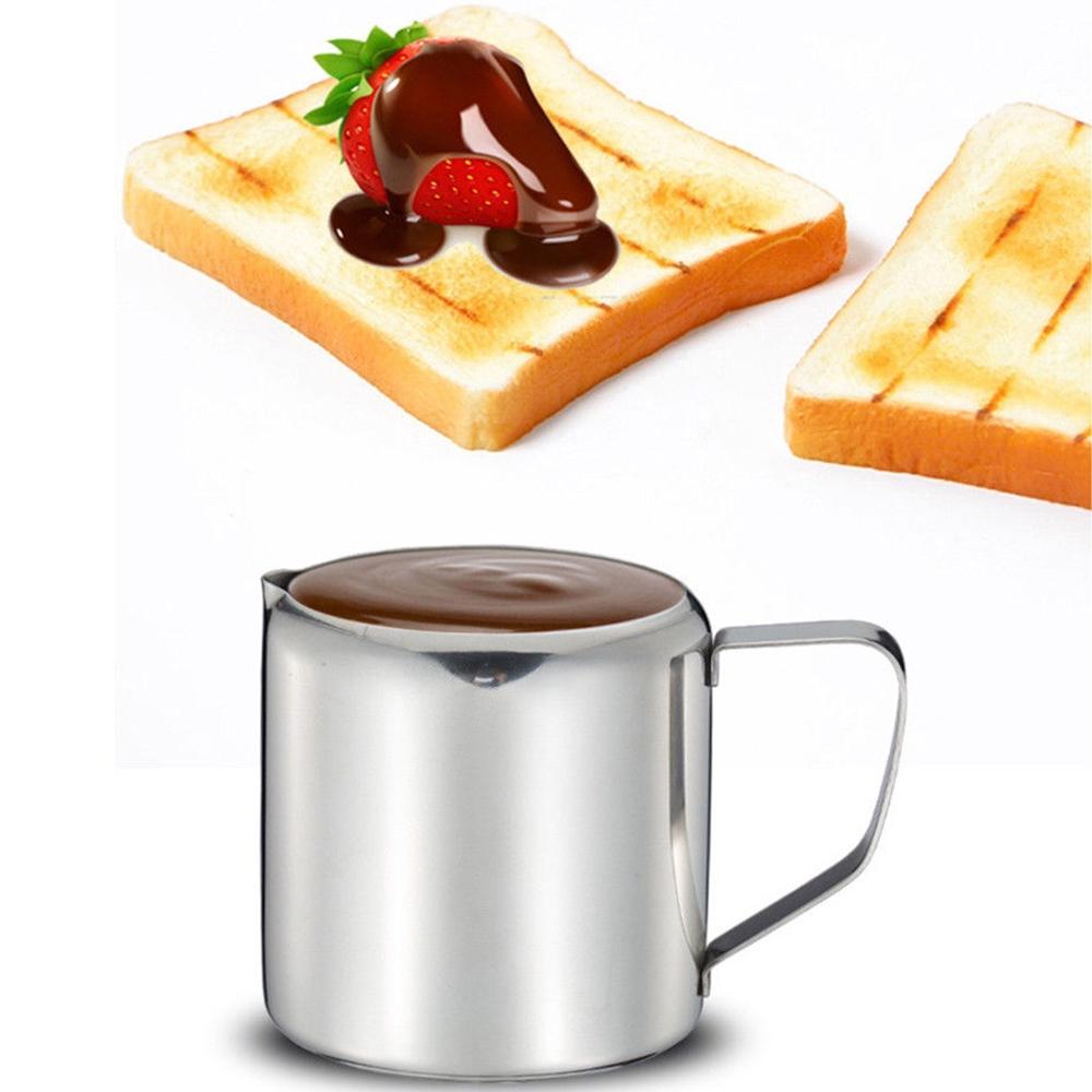 Cốc rót sữa pha cà phê bằng thép không gỉ cao cấp