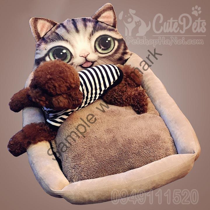 [SIÊU GIẢM GIÁ] Đệm hình thú 3D 2 lớp lót lông Dành cho chó mèo - CutePets Phụ kiện thú cưng Pet shop Hà Nội - 14467243 , 2020316383 , 322_2020316383 , 324000 , SIEU-GIAM-GIA-Dem-hinh-thu-3D-2-lop-lot-long-Danh-cho-cho-meo-CutePets-Phu-kien-thu-cung-Pet-shop-Ha-Noi-322_2020316383 , shopee.vn , [SIÊU GIẢM GIÁ] Đệm hình thú 3D 2 lớp lót lông Dành cho chó mèo -