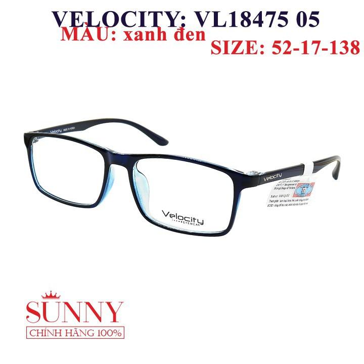 □Gọng kính VELOCITY ( Korea ) - VL18475, sp chính hãng, bảo hành toàn quốc