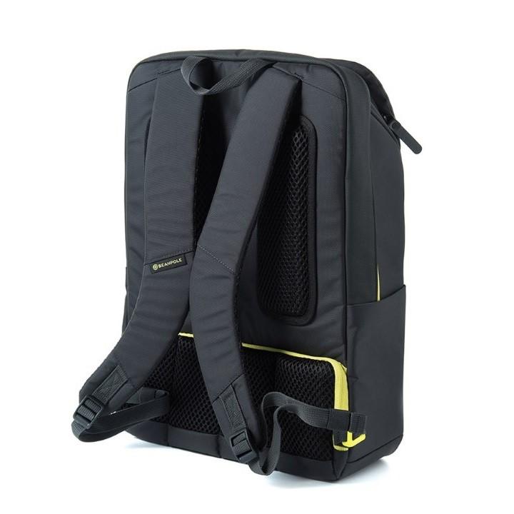 Balo laptop Bean Pole Outdoor Super Box 5.0 Black/Yellow