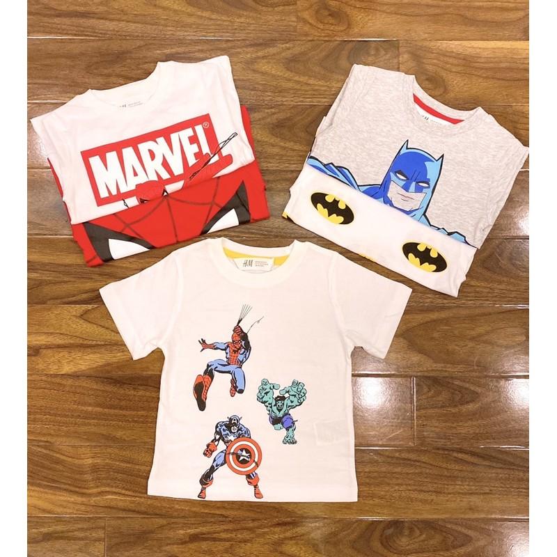 Áo phông HM hàng vnxk cho bé trai (form to)