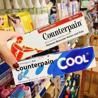 Dầu Xoa Bóp Nóng Lạnh Counterpain 120Gr thumbnail