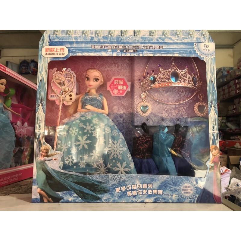 [SALE] Búp bê Công chúa tuyết Elsa thời trang