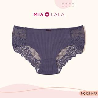Quần lót ren Mialala họa tiết hoa thoáng khí cực mềm mại, sexy NQ1221445 thumbnail