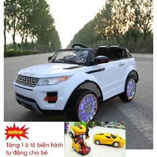 Xe ô tô điện trẻ em Kp-2888(Tặng 1 ô tô đồ chơi cho bé )