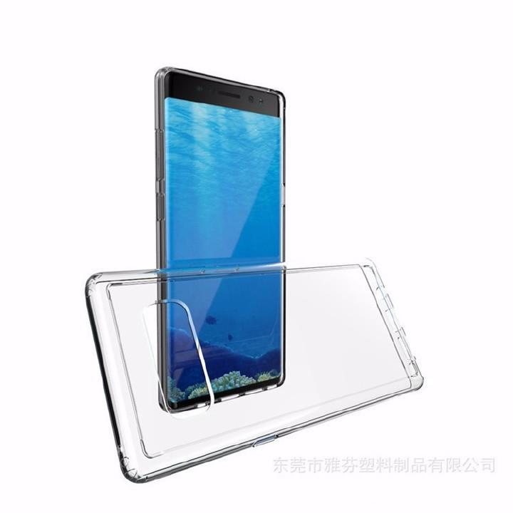 Ốp lưng Samsung Note 8 dẻo loại tốt