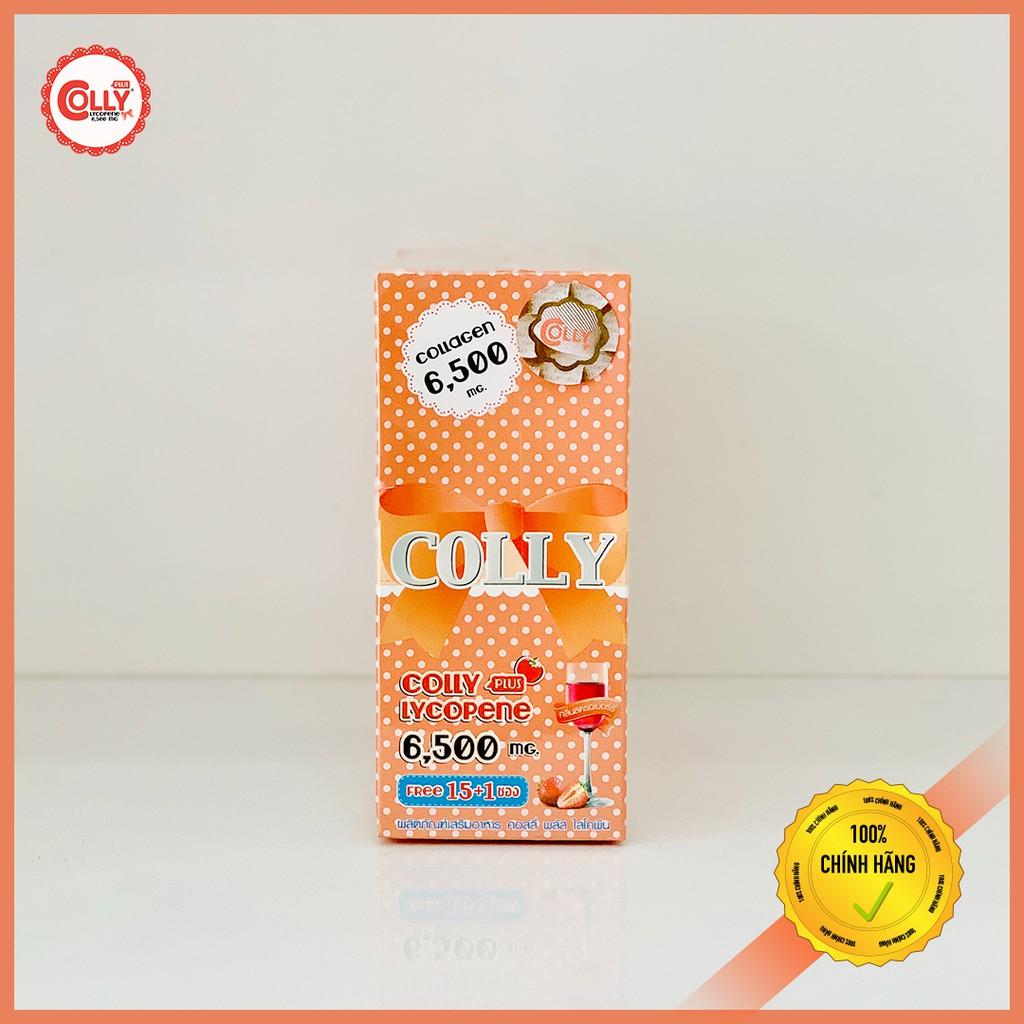 Bột Uống Collagen Chống Lão Hóa Colly Collagen 6500mg Của Thái Lan