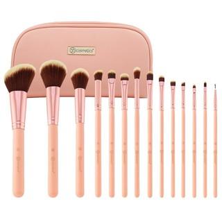 Bộ cọ 14 cây BH cosmetics BH Chic - 14 Piece Brush Set with Cosmetic Case New Chính hãng thumbnail