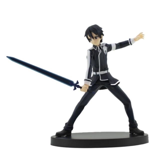 [Figure Real] Mô hình Sword Art Online Kirito - SAO Furyu