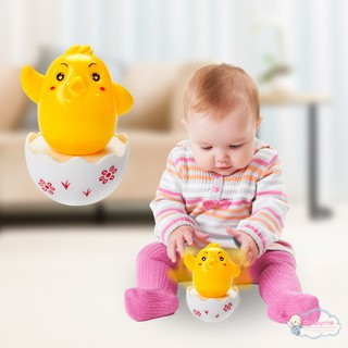 Baby Cute Chick Tumbler Kids Learning Education Toy Kids Gifts