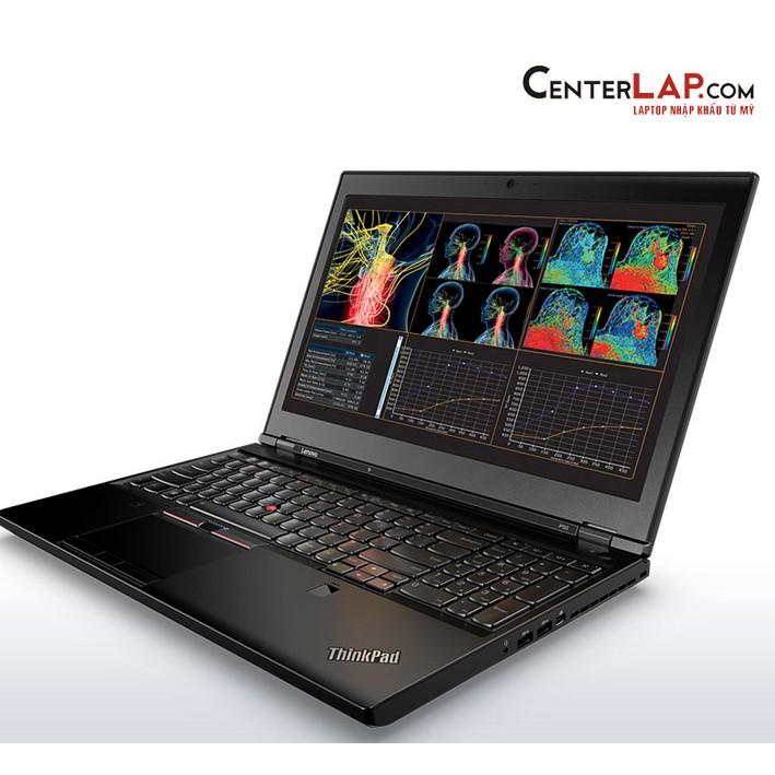 "Máy Lenovo Thinkpad P51, Xeon E3 1505M V6 3.0Ghz,32GB, SSD 1TB, Vga Quadro M2200 4GB, 15.6"" IPS FHD - Máy mới 99%"