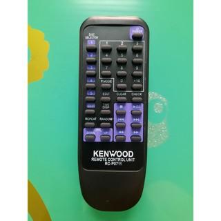 Remote CD Kenwood RC-P0711