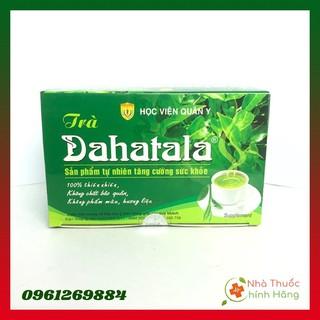 [SHIP CỰC RẺ] Trà thảo mộc Dahatala HVQY - giải pháp cho người viêm loét dạ dày thumbnail