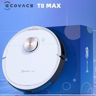 Robot hút bụi lau nhà Ecovacs Deebot T8 Max - tặng nươc lau nhà 2L