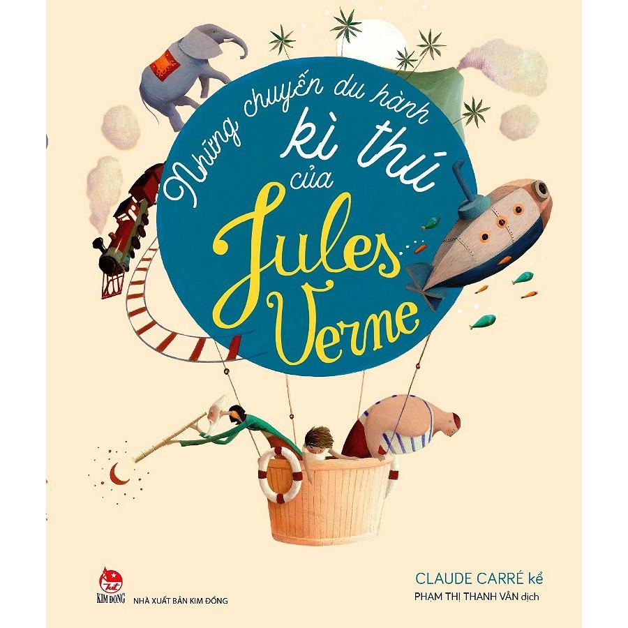 Sách - Những Chuyến Du Hành Kì Thú Của Jules Verne - 2774291 , 490444420 , 322_490444420 , 139000 , Sach-Nhung-Chuyen-Du-Hanh-Ki-Thu-Cua-Jules-Verne-322_490444420 , shopee.vn , Sách - Những Chuyến Du Hành Kì Thú Của Jules Verne
