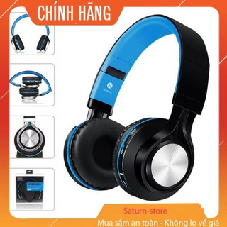 Tai Nghe Nhạc Chụp Tai Xanh, Mua Tai Nghe Không Dây Bluetooth Fe012 ở đâu uy tín, Tai Nghe Bluetooth âm thanh hay. Âm Ba thumbnail