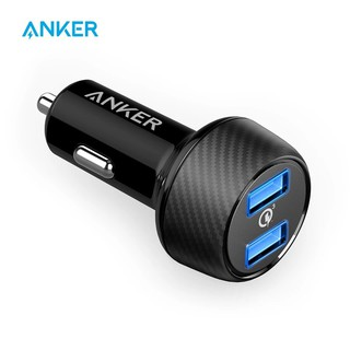 Sạc xe hơi Anker PowerDrive Speed 2 39W – A2228