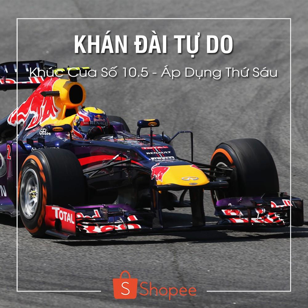 [E-Voucher] 01 Vé Khán Đài Tự Do - Khúc Cua Số 10.5 -  AD Thứ 6 - Chặng Đua F1 Vietnam Grand Prix [Hà Nội]