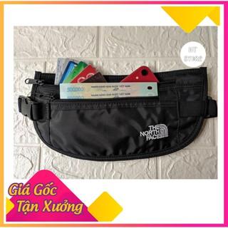 Túi đeo bụng dẹp để giấy tờ điện thoại tập gym thể thao du lịch cao cấp new 100%