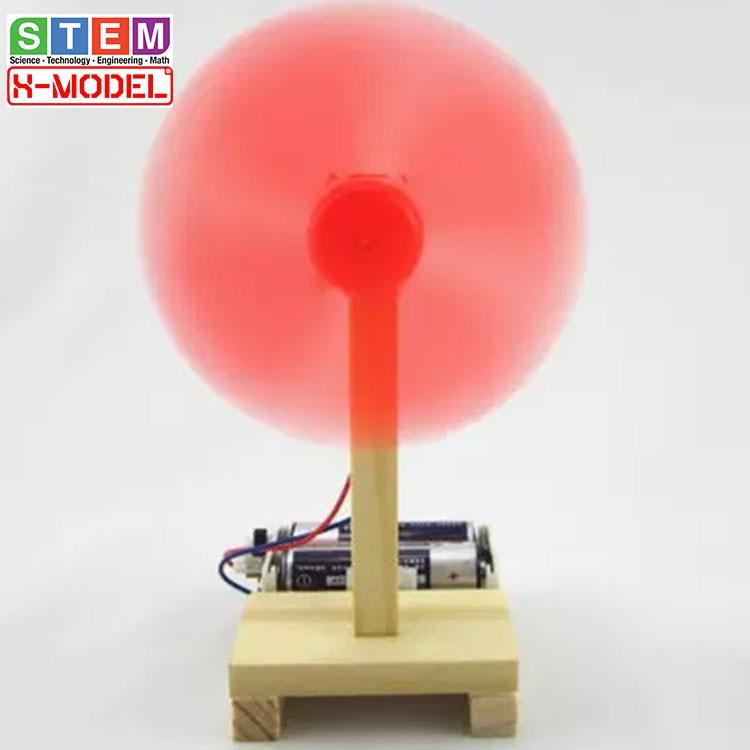 Đồ chơi sáng tạo STEM tự làm quạt động cơ mô tơ có công tắc XMODEL Đồ chơi tự làm...