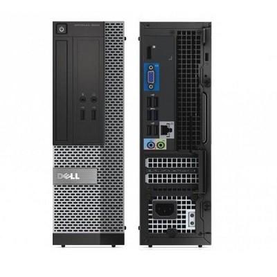Case máy tính dell OPTIPLEX 3010( i5 3470s, ram8g, ssd240g) chưa có màn hình và phím chuột
