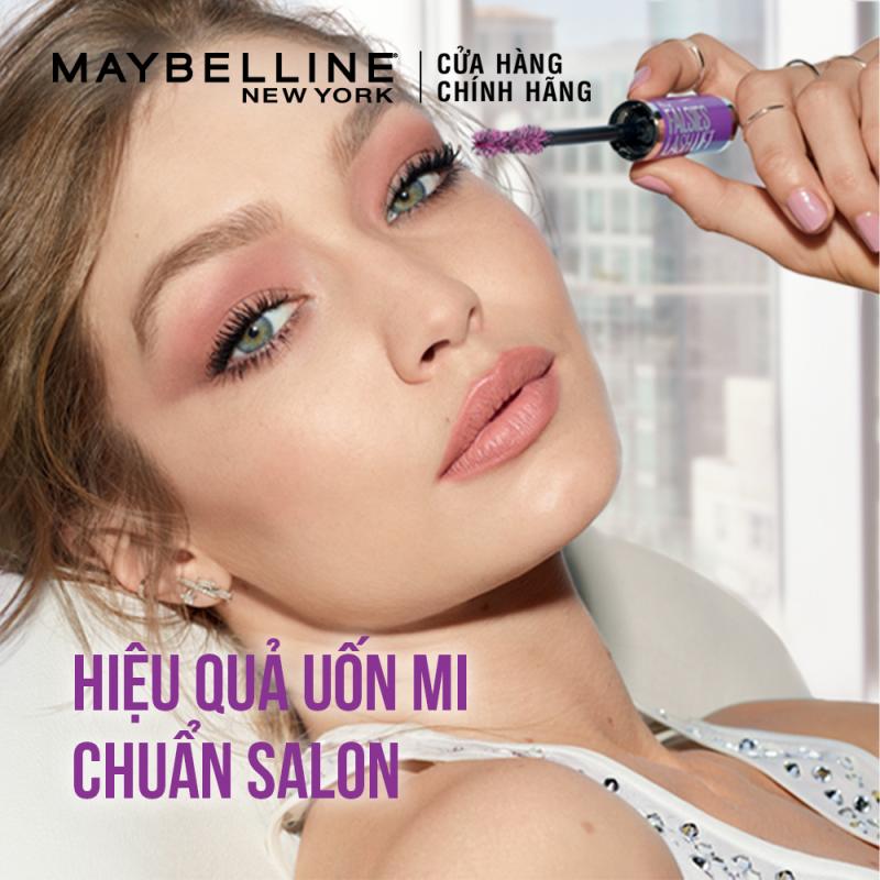 Mascara Uốn Mi, Nâng Mi và Làm Dày Mi Maybelline New York Falsies Lash Lift 8.6ml
