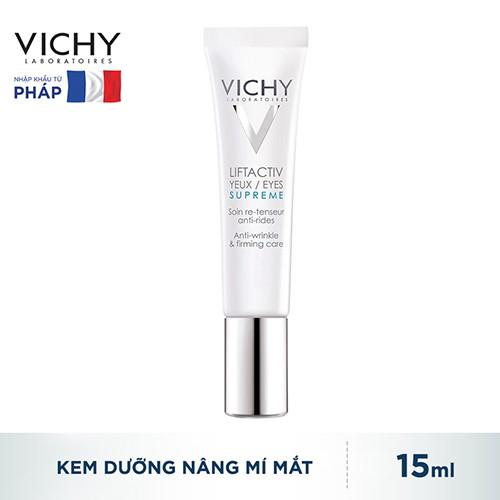 Kem Dưỡng Vichy Liftactiv Cải Thiện Nếp Nhăn & Nâng Mí Mắt 15ml_MSP3337871323332