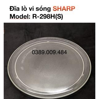 Đĩa lò vi sóng Sharp R-298H(S)