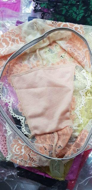 Quần lót sexy ren mềm nhẹ siêu đẹp hàng thái combo 10 quần