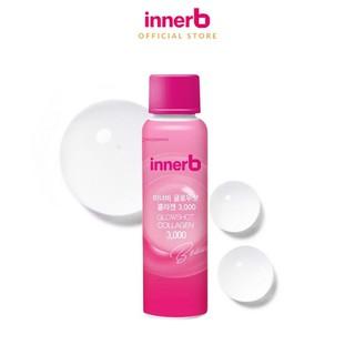 Hình ảnh Hộp 6 chai nước uống Collagen Vitamin C sáng da InnerB Glowshot (50mlx6)-1