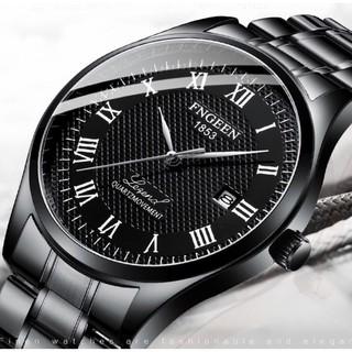 Đồng hồ nam FNGEEN F2LM đơn giản, lịch thiệp