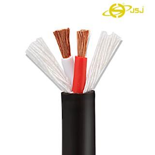 1 mét dây loa 2 lõi (1.5 và 2.5) Sommer - dây dẫn được làm bằng đồng OFC, độ dẫn mạnh, suy hao thấp, truyền tải nhanh